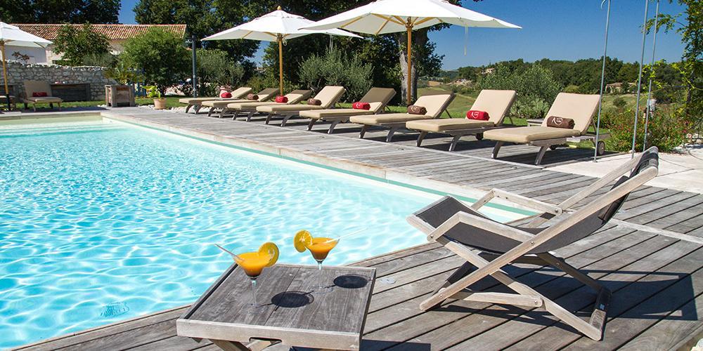 Vacances en chambres d 39 h tes ou gite avec piscine dans le gers for Chambre d hote dans le gers